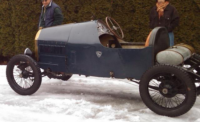 Mathis Cyclecar